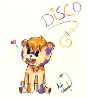 Little Disco by PhantomAmber