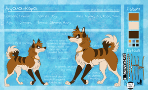 Aiyana-Kopa | 2014 Reference Sheet by Aiyana-Kopa