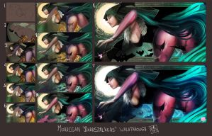 Morrigan Walkthrough by CatCouch