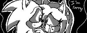 Miiverse Drawing: I'm Sorry Amy by CallieMacN