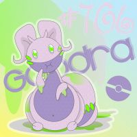 Goodra by Lucora
