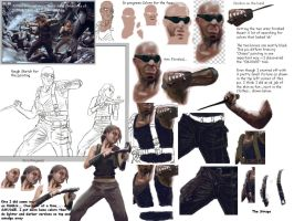 How To: painting Riddick by DmSexyRed