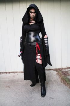 Sith Apperentice by JadenTracyn