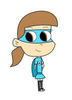 Me in Robotboy style by Toongirl18