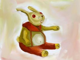 Rabbit by pagone