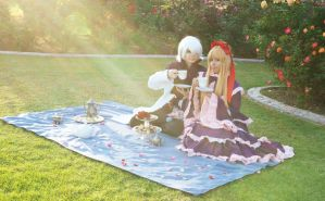 PH: Good Afternoon Tea by J-o-i-FuL-CoSpLaY