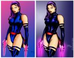 EB - Psylocke - revisited by danes-sweety