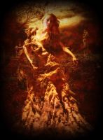 True Blood - Jessica Hamby - Ethereal Autumn by riogirl9909