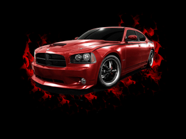 Dodge Wallpaper by Emrah007