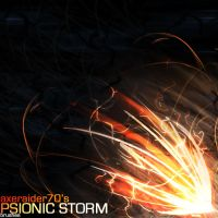 Psionic Storm Brushes - PS7 by kabocha