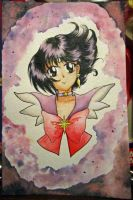 Sailor Saturn by hollystarlightanime