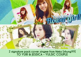 PACK COVER - YULSIC COUPLE by NekoNguyen