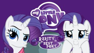 Rarity is Best Pony! by Janswer