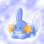 Water Light - Mudkip by NessStar3000
