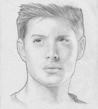 jensen ackles by rick48180