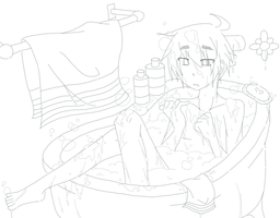 ''cause i love to wash in your old bathwater'' by CaptainJellyroll