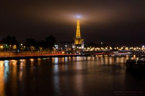 La Tour Eiffel by abhenna