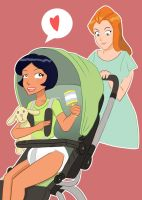 Totally Spies by PieceofSoap