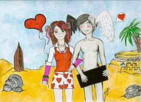 gimpi love by scullylam