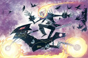 Ghost Rider by JeremyTreece