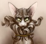 alien cat by SveteG
