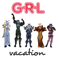 G.R.L - Vacation by Meilandt