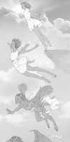 Freefalling by Viergacht