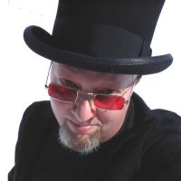 My new tophat by TWLawless
