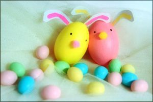 Easter Loving II by LacerationLove