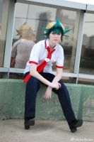+Kaito - Across the Schoolyard by AngiiAiKukki