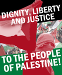 Dignity to Palestine by Party9999999