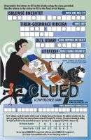 Hacker Jumble for Clued by pinguino
