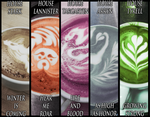 Game of Highly Caffeinated Thrones by SteamFist