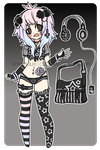Pastel Goth Auction OPEN by knotnautical