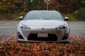 Scion FR-S Front by ThirdGearPhotography