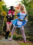 Alice in Wonderland III by AlexiaPik