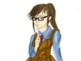 Doctor Who-Female Tenth Doctor by Artieukchan