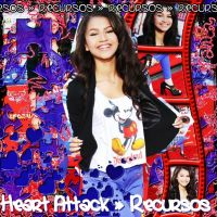 Heart Attack ' recursos by LyCookieMonster