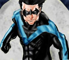 Nightwing 2 by Axels-inferno