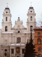 Cathedral of Saint Virgin Mary. by cherrygir1