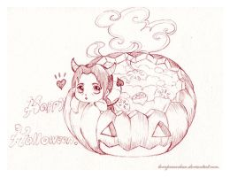 itachi pumpkin soup by Lovepeace-S
