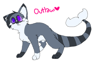For you outlaw by KitKatQT