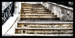 I Love Stairs by benterlendous