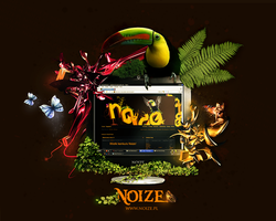Noize.pl Wallpaper by GLnoize