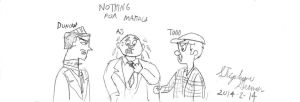 Toon cameo: Nothing for Mahala by stephdumas