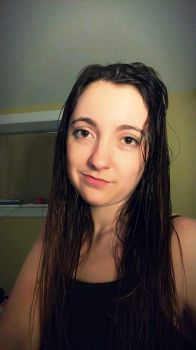 After Shower Selfie by PurelyCourtney