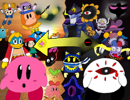 The Legendary Kirby- Dreams and Nighmares by Guardian-of-Legends