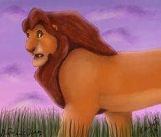 Mufasa by Tigerty