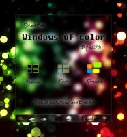 Windows of color by ws27th