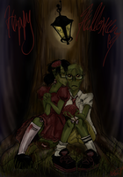Precious Zombies 1 by NeedleToTheGroove